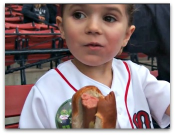 Fenway Hot Dog
