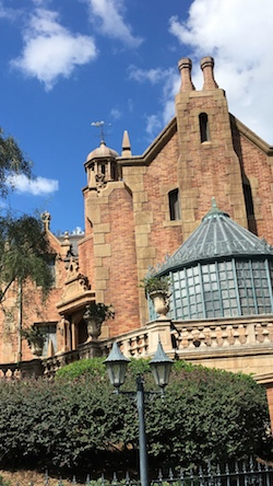 Haunted Mansion Day