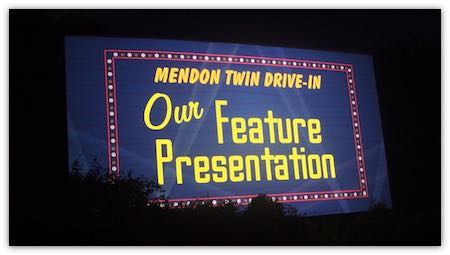 Mendon Drive In