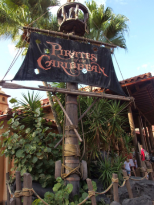 Pirates Caribbean