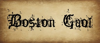 Real Boston Gaol Logo