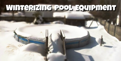 Winterizing Pool
