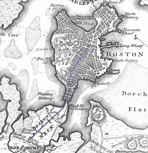 Boston Neck 1623