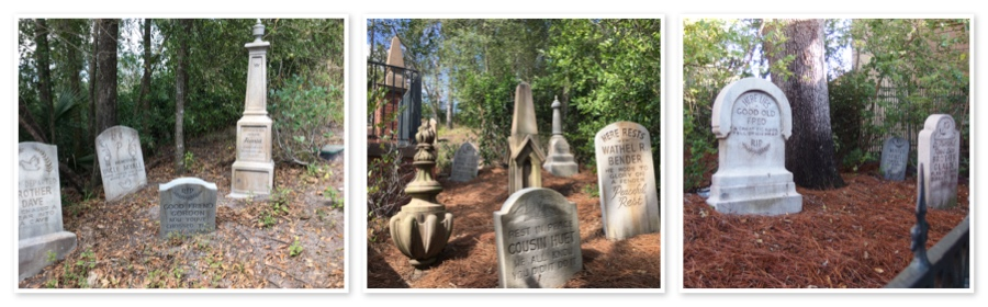 Haunted Gravestones