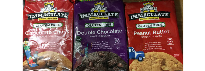 Immaculate Cookies