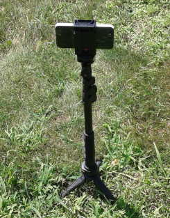 Monopod Grass Photo