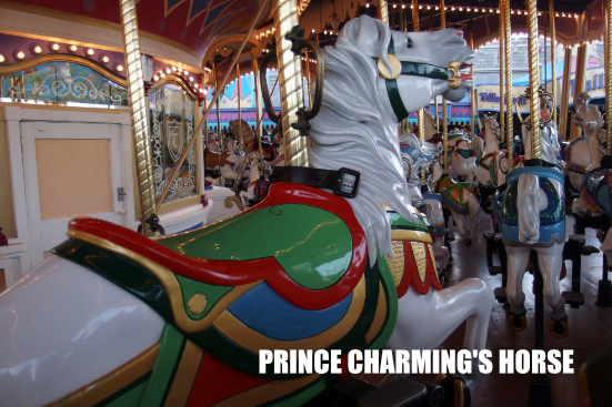 Prince Charming Horse