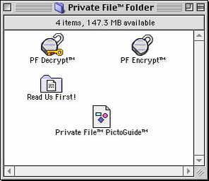 Private File Folder
