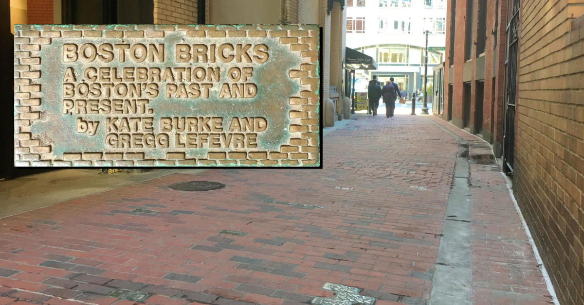 Boston Bricks Street