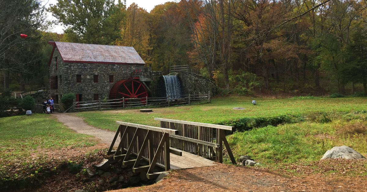 Longfellow Mill