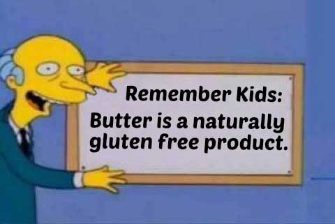 Remember Kids Butter