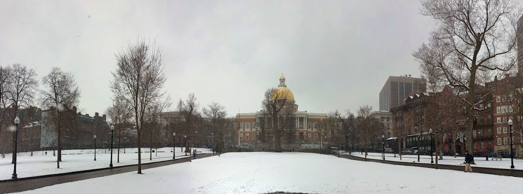 State House Winter