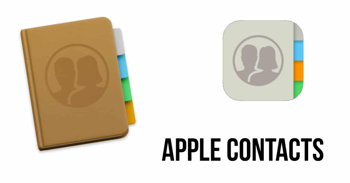 Apple Contacts