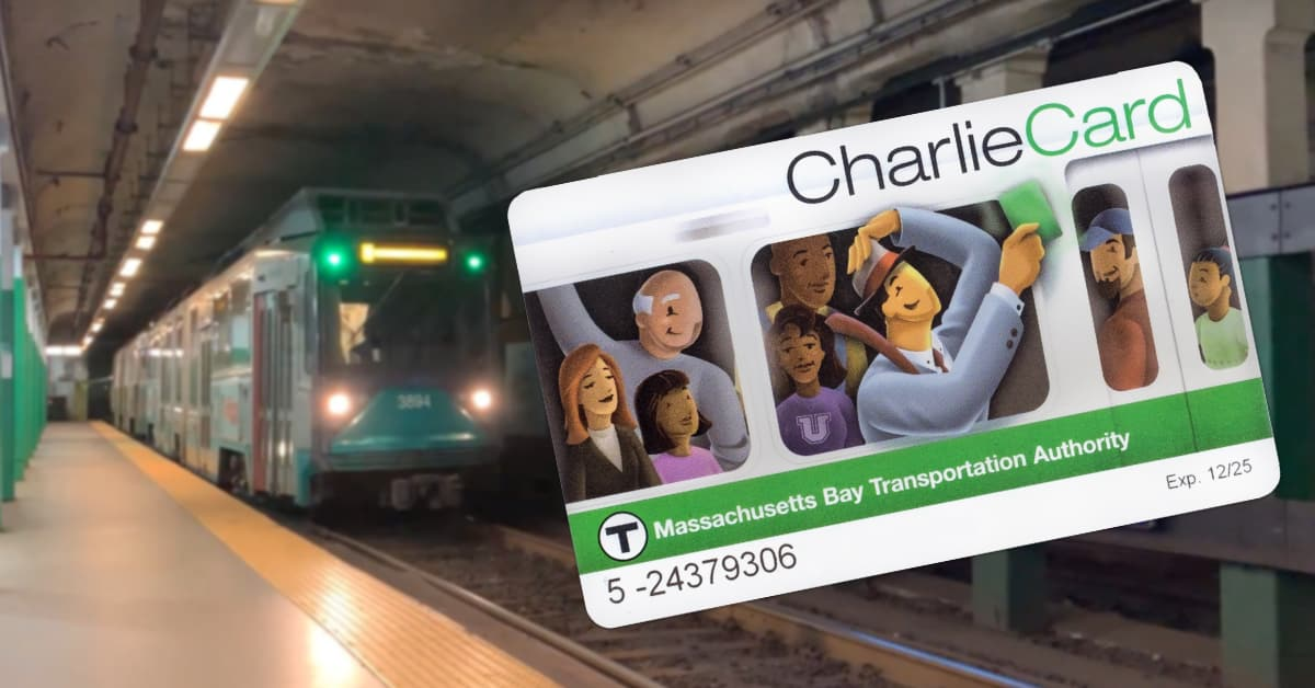 Charlie Card Promo
