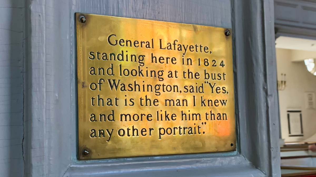 General Lafayette Quote