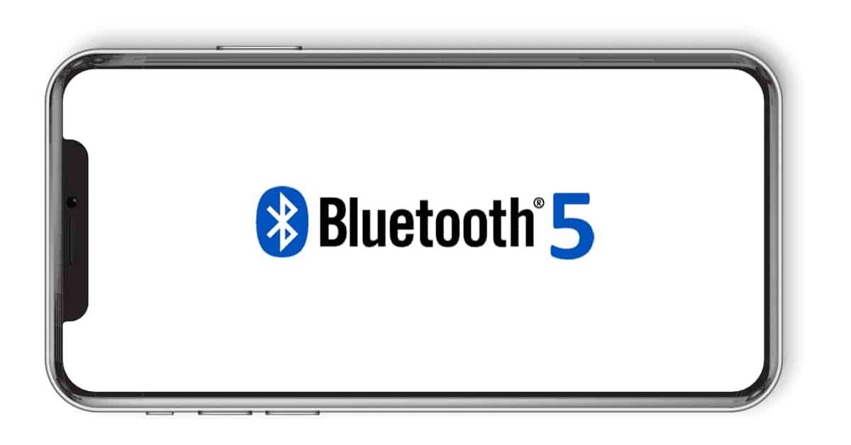 iPhone Bluetooth Logo