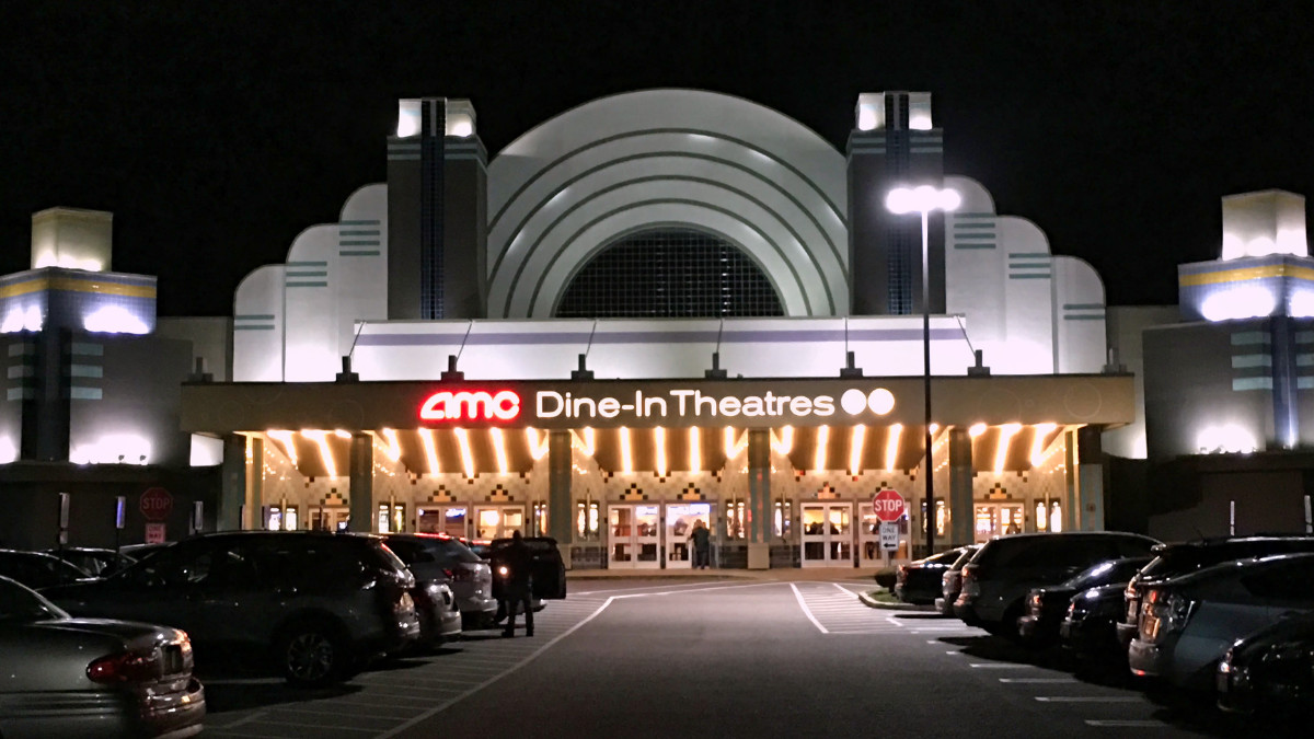 A M C Theater Framingham