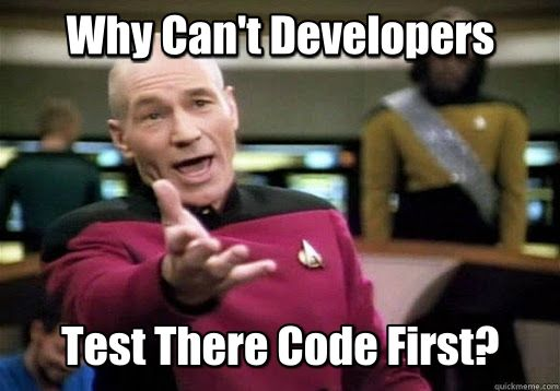 Developers Test Their Code