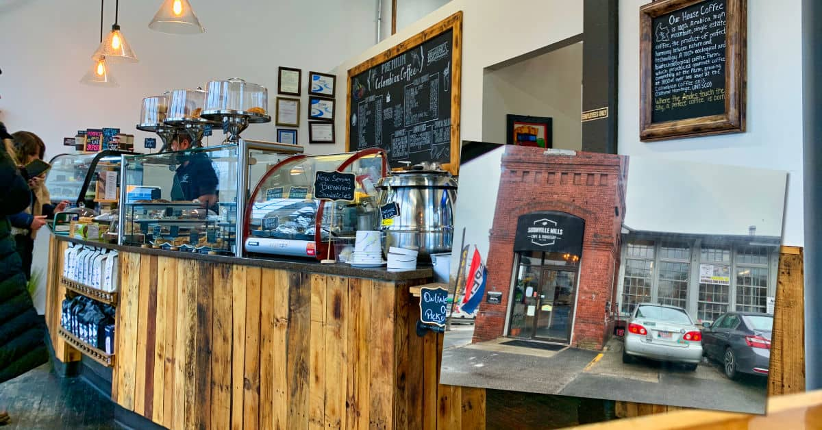 Saxonville Mills Coffee