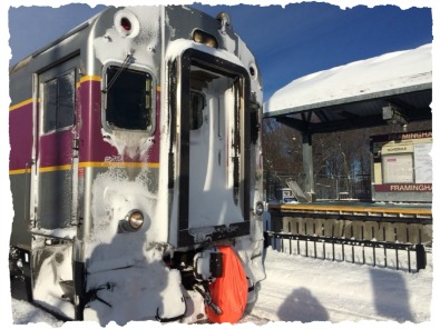 MBTA Winter