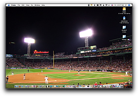 Game 3 Fenway Park Wallpaper