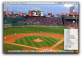 2007 Fenway Park Wallpaper 1