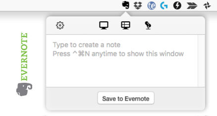 Evernote Helper Graphic