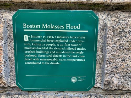 Molasses Flood Full Sign2019
