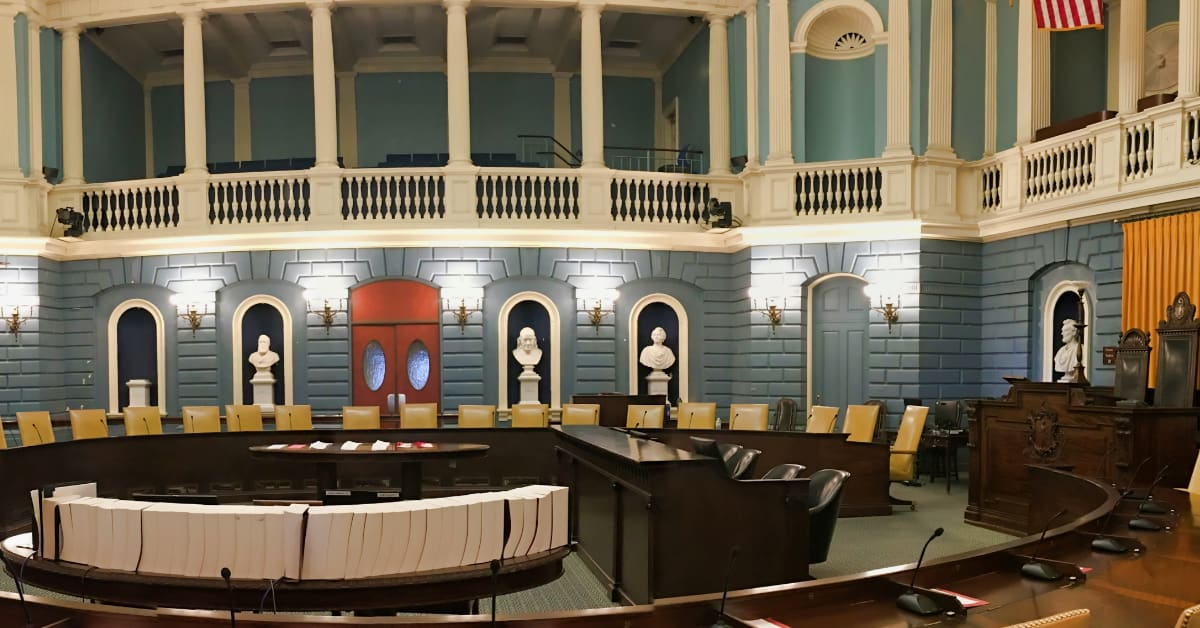 The Senate Room