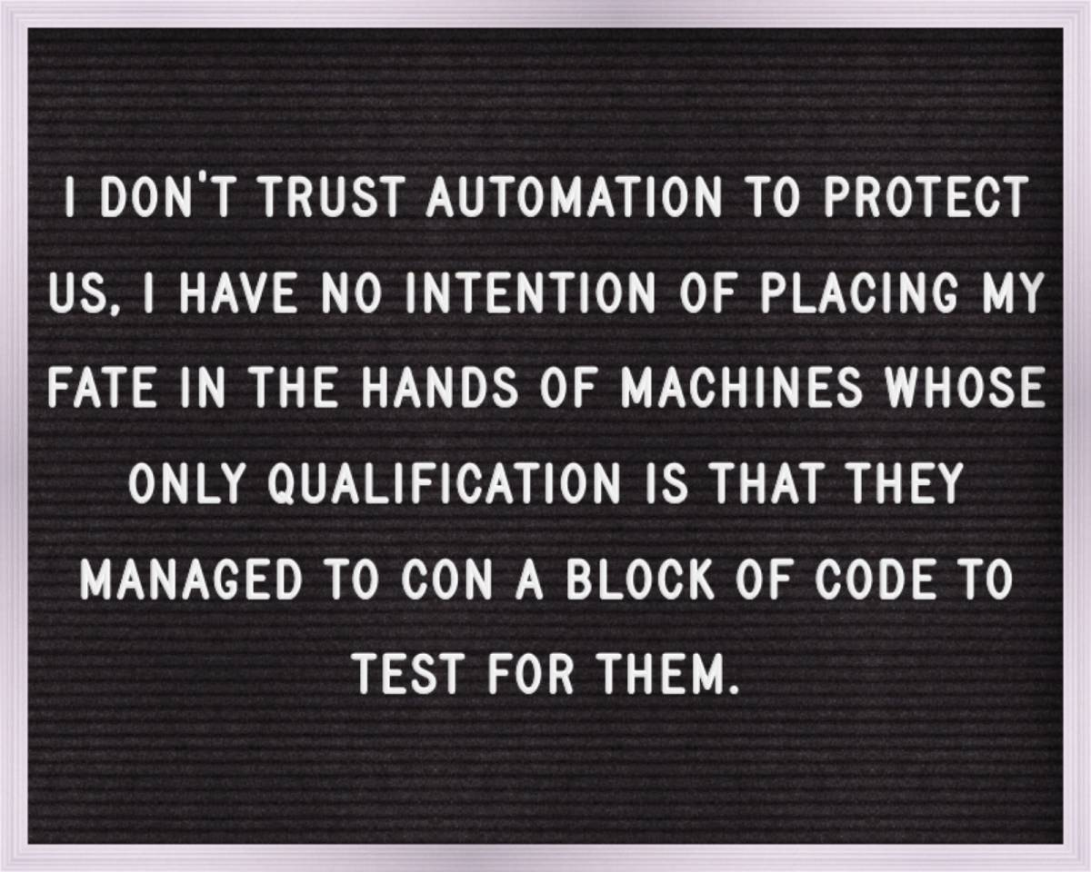 Trust Automation