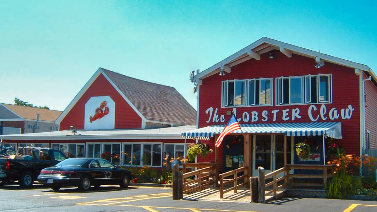 Lobster Claw Orleans MA
