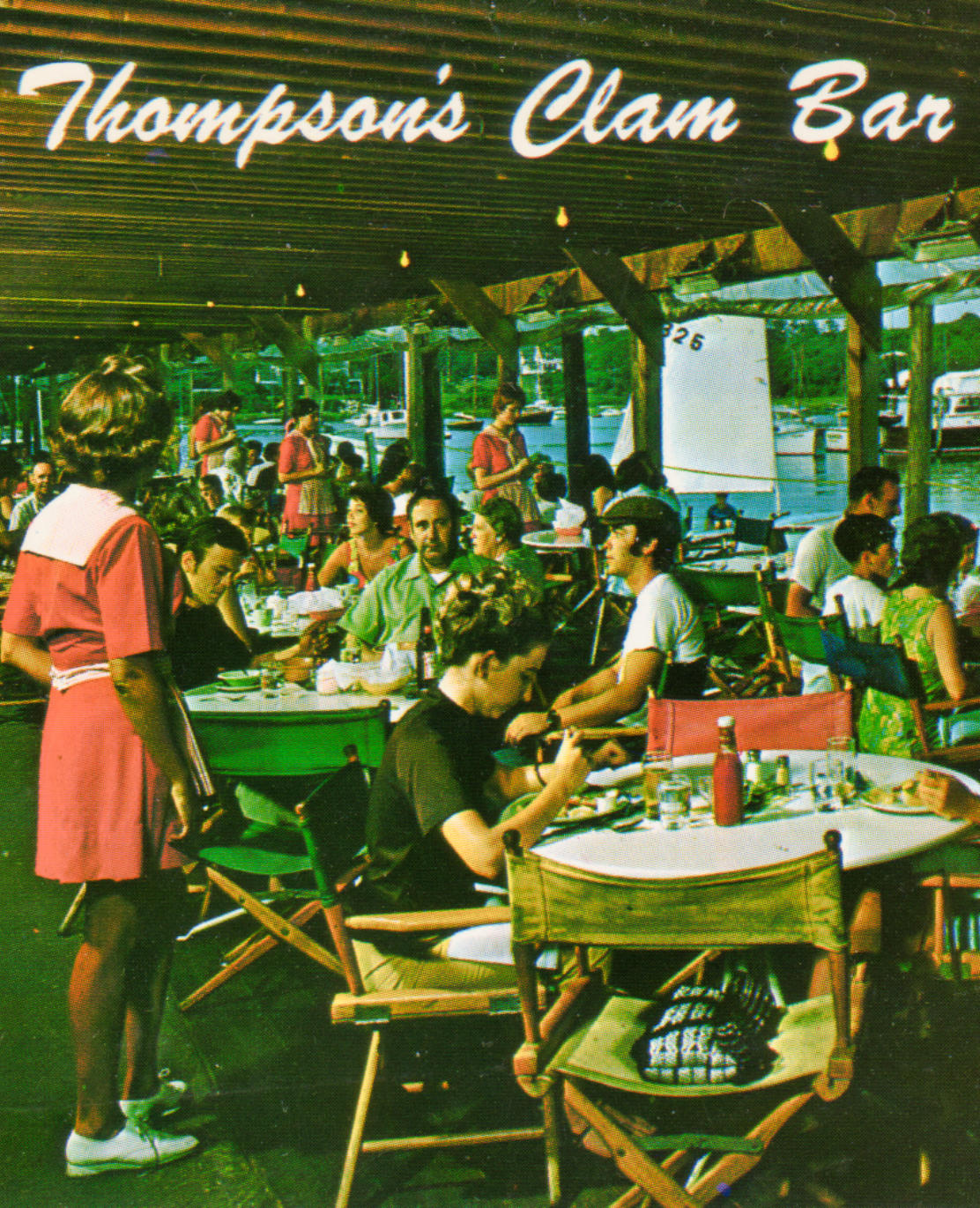 Thompsons Clam Bar Mobile